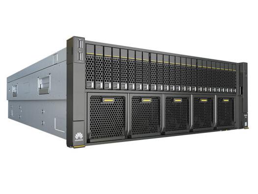 """华为 5885H V5服务器25*2.5""""盘 标配2颗Intel Cascade Lake 5218 标配2条32GB DDR4 2933MHz"""
