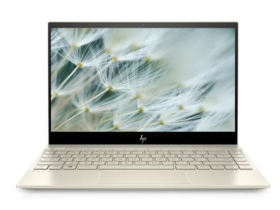惠普 13-aq0011TU 13.3 笔记本 i5-8265U 8G 256GSSD FHD IPS外防护屏 金