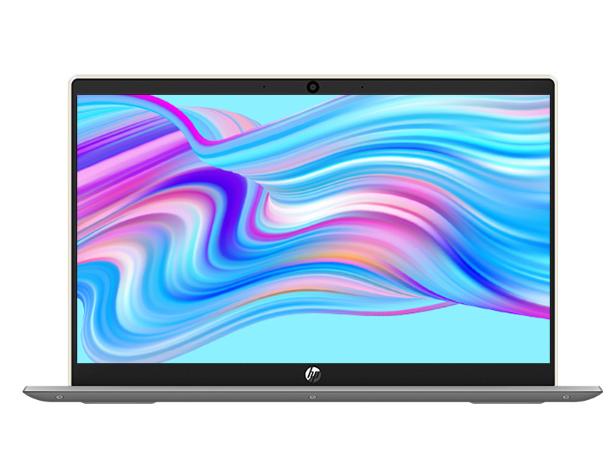 惠普 星13-an1020TU 13.3 笔记本 i5-1035G1 8G傲腾增强型 512G SSD 72色域 金色