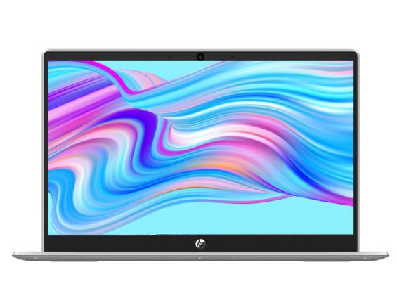 惠普 星13-an1022TU 13.3英寸 笔记本 i5-1035G1 8G 1T固态 IPS 72\%NTSC 银