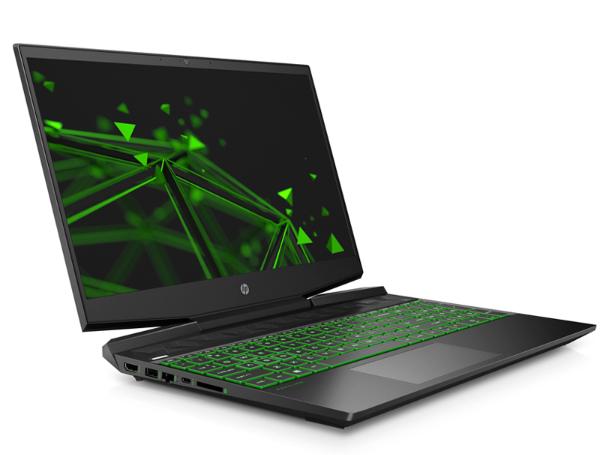 惠普 15-DK0131TX 笔记本 I5-9300H/8G/512G/1650 4G/15.6/绿光/win10