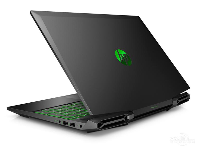 惠普 15-DK0133Tx 黑色 笔记本 I7-9750H/15.6/8G/512G/GTX1650 4G/60Hz 72\%/润眼绿光