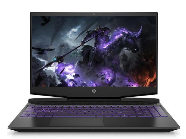 惠普 15-DK0130TX 紫 笔记本 I5-9300 8G 1T 1650 4G