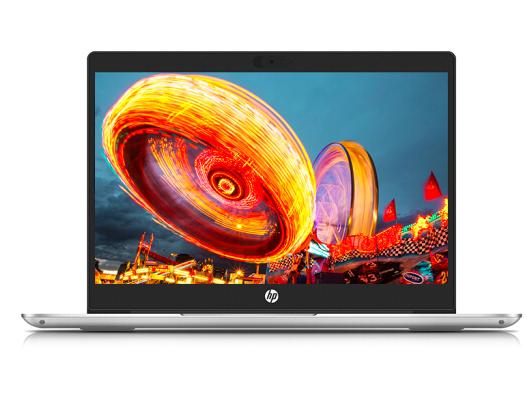 惠普 zhan66 445rG6-6XP84升级版 笔记本 r5-3500u/8G/256G/14寸/银色