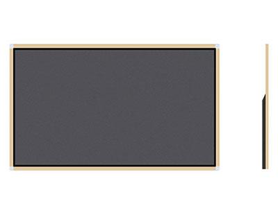 美晶 65寸触控一体机
