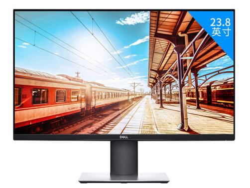 戴尔  P2419H  23.8英寸IPS显示屏幕办公液晶电脑显示器