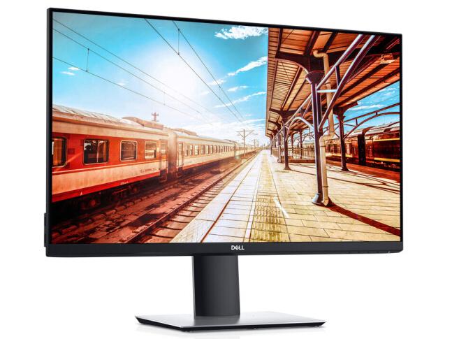 戴尔  P2719H  27英寸微边框旋转升降滤蓝光IPS屏电脑显示器