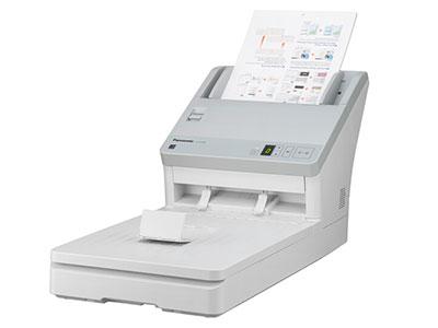 松下KV-SL3066 A4 ADF+平板 高速高清双面彩色文档扫描仪