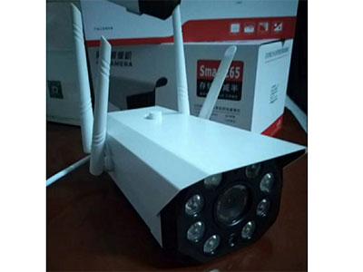 天视通  TST-V8  摄像机 300W无线+有线自备双向语音
