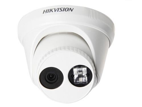 海康威视 DS-2CD3346WD-I 400万POE网络摄像机 6MM焦距