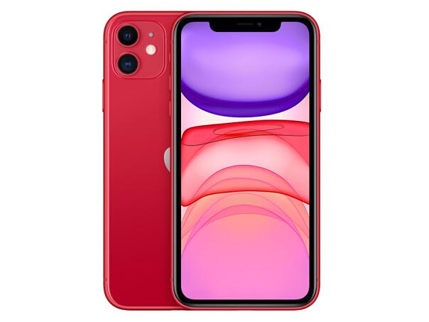 Apple iPhone 11 64G 红色