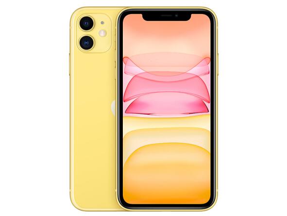 Apple iPhone 11 128G 黄色