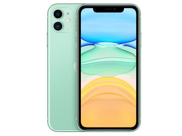 Apple iPhone 11 128G 绿色