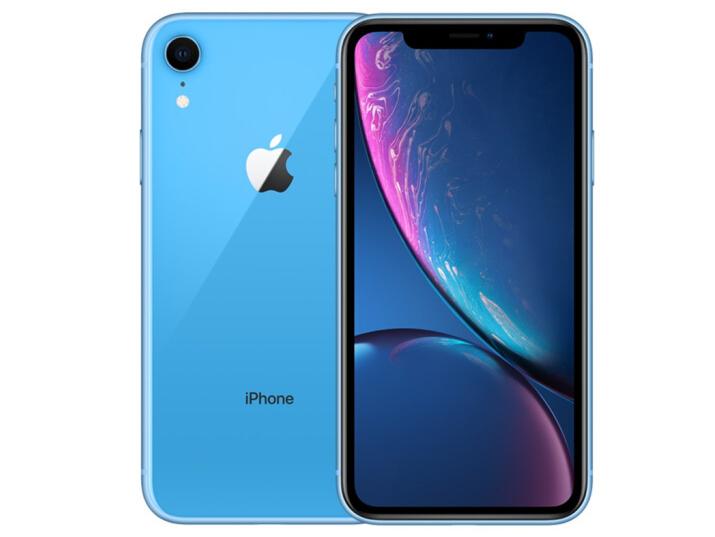 Apple iPhone XR 64G 蓝色