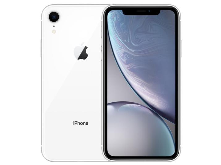 Apple iPhone XR 256G 白色