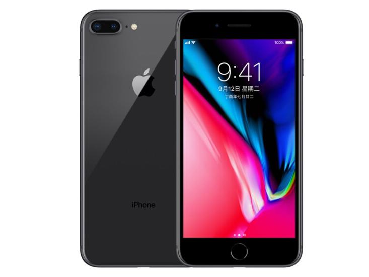 Apple iPhone 8 Plus 256G 黑色