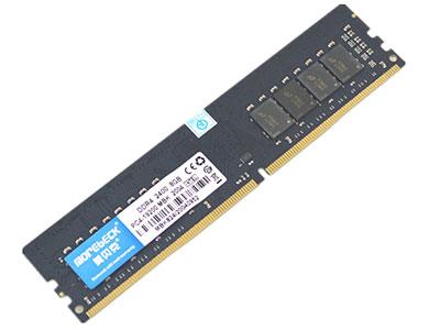 莫贝克 DDR4台式机四代内存条 兼容性高 性能稳定 低温安静 严苛质检