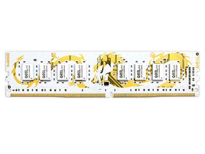 金邦 8G DDR4 2666 台式机内存 白龙电竞系列
