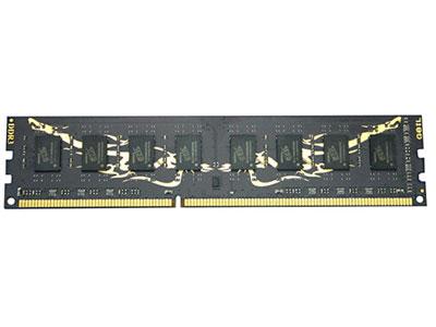 金邦 8G DDR3 1600 台式机内存 黑龙电竞系列
