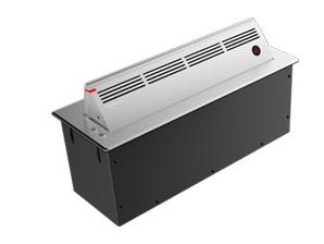 方圖 F6 48v供電嵌入式陣列麥克風 無鵝頸設計,采用FionTu獨創DMA數字麥克風陣列技術。話筒隨意擺放,可對拾音范圍進行精確控制,有效提升系統的傳聲。