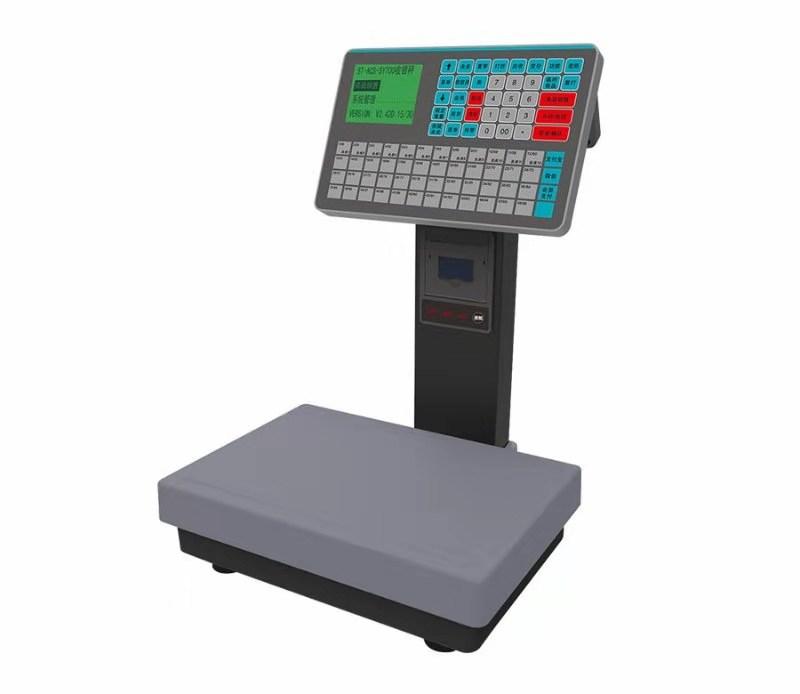 浦利路 SY700 安卓收银秤内置wifi、无缝对接手机编辑商品会员信息、会员管理、变价销售、对接外卖和支付