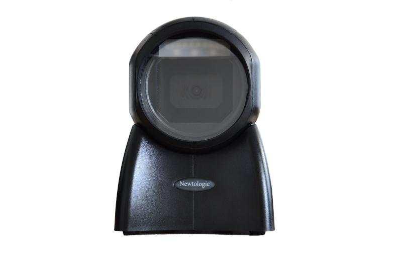 旭诺4600二维扫描平台扫描一维二维码