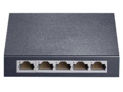 沃尔斯  5口百兆交换机 工业级5口百兆防环路交换机,工业级宽压运营设计,端口WLAN隔离智能防回路,超强防雷,16G带宽