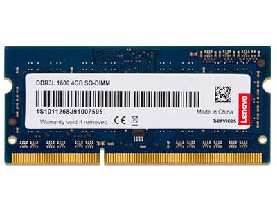 联想 DDR3L 1600 4GB 笔记本内存条