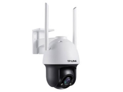 TP-LINK  TL-IPC633-D4 400万星光室外防水无线球机,400万高清像素,采用星光级图像传感器;提供Wi-Fi连接,减少布线麻烦;支持巡航功能,监控更灵活;可灵活组装支架,支持抱杆/吸顶/壁挂安装;云台转动,水平旋转角度352°,垂直旋转角度120°;IP66级防尘防水,满足室内室外各种应用场景;智能移动侦测,异常情况及时推送报警信息;支持双向语音通话,沟通无障碍;支持声光报警,高功率喇叭搭配警戒灯实现智能警戒;最高支持128GB Micro SD卡,拥有更长的存储时间;ICR红外滤片式自动切换,日夜不间断监控;支持onvif协