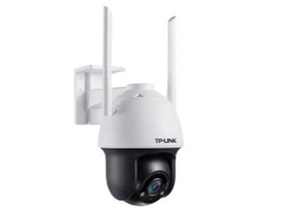TP-LINK TL-IPC633-D4 300W像素;星光级sensor,云台转动,水平可视角360°,垂直可视角度168°;提供Wi-Fi连接,减少布线麻烦;一体式支架,支持抱杆/吸顶/壁挂安装;IP66级防尘防水;智能移动侦测;最高支持128GB Micro SD卡;支持5m远距离拾音,支持扬声器