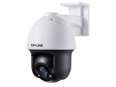 TP-LINK  TL-IPC633P-4 300W像素;星光级sensor,云台转动,水平可视角360°,垂直可视角度168°;有线连接,支持PoE供电;一体式支架,支持抱杆/吸顶/壁挂安装;IP66级防尘防水;智能移动侦测;最高支持128GB Micro SD卡;不支持拾音,无扬声器