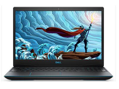 戴尔  G3 (3500)  G3-3500-R1545BL  I5-10300H/8GB DDR4 2933MHz (4Gx2)/256G+1T/GTX 1650 4G/15.6FHD IPS/Office/Win 10/Cam+BT/2年送修