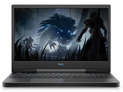 戴尔 G5 (5590)  G5-5590-R2545B I5-9300H/8G/128G PCIe+1TB/GTX 1650 4G/15.6FHD IPS/Win10/背+TypeC+摄+蓝/2年/黑色