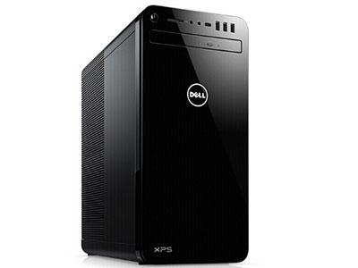 戴尔  XPS8930  XPS 8930-R39N8B I7-9700/16G 2666/512G SSD+2TB/DVDRW/GTX 1660Ti 6G DDR6/460瓦/wifi/3NBD/不带键鼠/黑色/Win 10