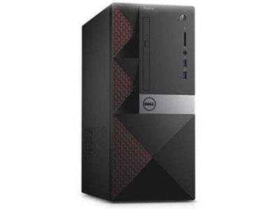 戴尔 V3668-R13N8B  I3-7100/4G DDR4/1TB/No ODD/HD630核显/读卡器/Wi-Fi/Win 10