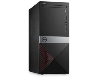 戴尔  V3671-R14N8S  I5-9400/4G 2666MHz/1TB/Wifi/网络同传/PCI插槽/4NBD+3年硬盘保留/读卡器/Win 10