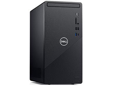 戴尔  V3881-R13N9R I3-10100/4G 2666MHz/256G+1TB/Intel UHD Graphics 630/Wifi/蓝牙/VGA/HDMI/3NBD/读卡器/Win 10
