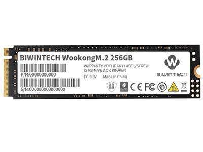 佰微 256G SSD固态硬盘 M.2接口