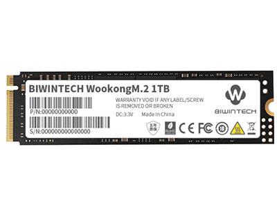 佰维 1T SSD固态硬盘 M.2接口