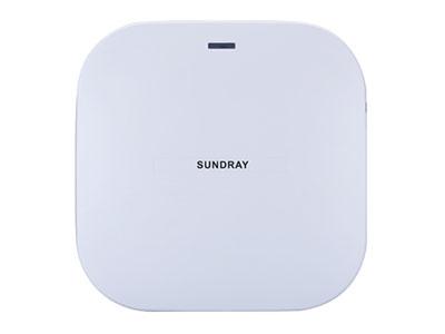 信锐  NAP-3620(R3)高密环境专用三频无线AP 1、支持802.11ac wave2协议,整机最大速率达3000Mbps;2、内置智能天线,可实现工作信道、发射功率自动调整;3、三频设计,支持2.4G、5G、5G三频并发;4、支持虚拟AP技术,最大可以提供48个虚拟SSID;5、配备双千兆以太网口,且均支持POE,实现双POE备份;6、配备USB2.0接口,支持外接U盘以及物联网应用扩展;7、内置数据探针,可实现客流统计、无线定位、终端信息收集;8、千兆上行链路,突破传统百兆速率限制,保证高速传输;9、支持网关路由一体化、胖瘦模式一体化,支持拨号接入
