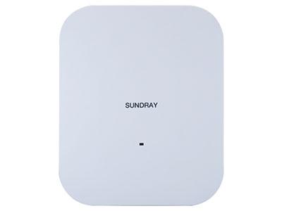 信锐  11ac wave2高密定向无线NAP-3700(D) 1、支持802.11ac wave2协议,整机最大速率达1267Mbps;2、内置高增益智能定向天线,实现工作信道、发射功率自动调整;3、支持虚拟AP技术,最大可以提供32个虚拟SSID;4、内置数据探针,可实现客流统计、无线定位、终端信息收集;5、千兆上行链路,突破传统百兆速率限制,保证高速传输;6、支持网关路由一体化、胖瘦模式一体化,支持拨号接入互联网;7、支持点对点、点对多点WDS中继网桥,实现不便布线区域覆盖;