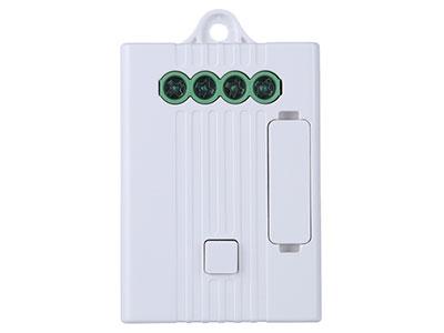 信锐   窗帘控制器 1、支持LPWAN(低功耗广域网络),通信频率433MHz;2、内置熔断保护器,防止因误操作、老化导致控制器损坏;3、支持高强度双面胶粘贴安装,无需布线,易装易用;4、可与动能开关、网关、物联网平台结合,实现本地、远程、联动控制;