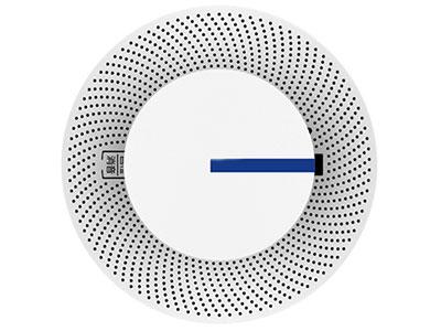信锐   二合一空气质量传感器 1、支持RS485/Modbus通信,可接入信锐技术物联网开放平台;2、支持检测室内PM2.5、CO2浓度,环境适应温度-20℃~80℃;3、支持报警策略,如检测项目超过阀值,平台可进行多种形式告警;4、支持联动策略,如联动空气净化设备,自动净化空气;