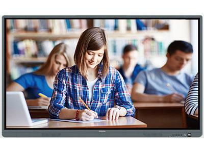 鸿合HD-I659AE 65寸4K双系统,鸿合教学软件