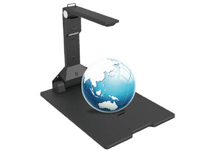 鸿合录课视频展台HZ-G7A 800W像素高视频网课录课展示台高拍仪