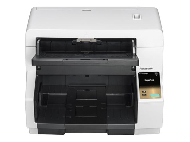 松下 KV-SL5086-C+ A3高速双面彩色文档扫描仪 98PPM