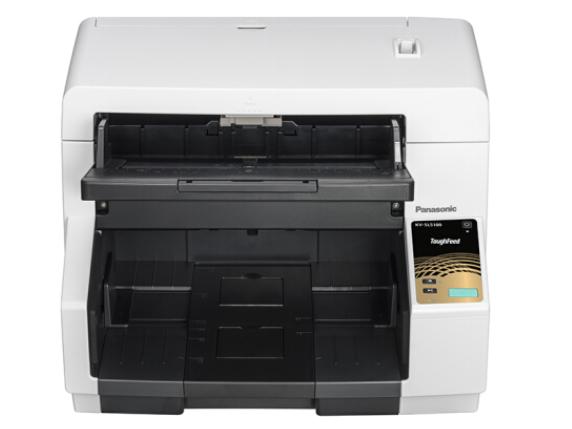 松下 KV-SL5100-C+ A3高速双面彩色文档扫描仪 116PPM