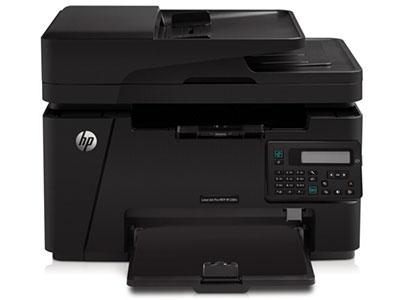 惠普  128FN/1219NF  黑白激光打印机 多功能一体机 打印复印扫描传真