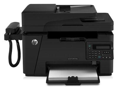 惠普  128FP/1213NF  黑白激光一体机 打印复印扫描传真
