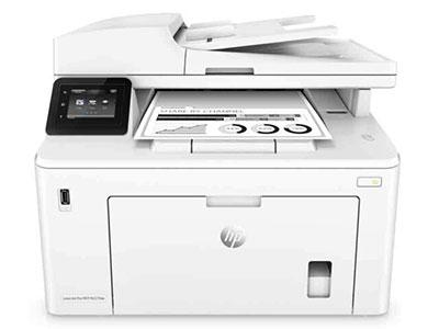 惠普  227FDW/FDN  A4黑白激光打印复印扫描一体机